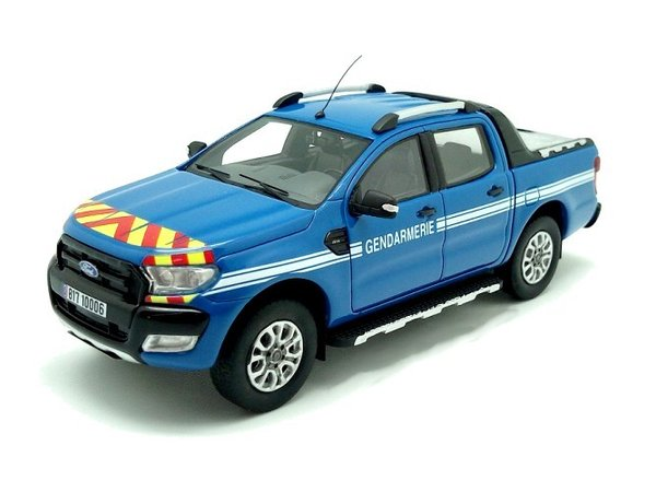 Ford Ranger pick up Gendarmerie ALARME