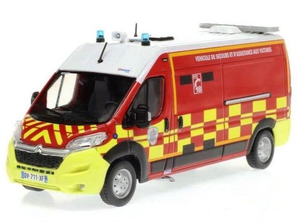 Citroën Jumper VSAV Pompiers ODEON