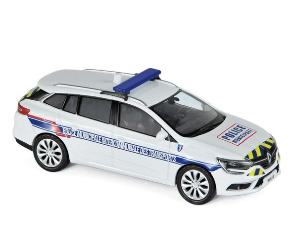 Renault Mégane Estate 2016 Police municipale intercommunale NOREV
