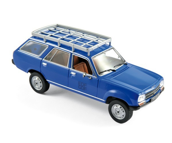 Peugeot 504 Break Dangel 1982 EDF NOREV