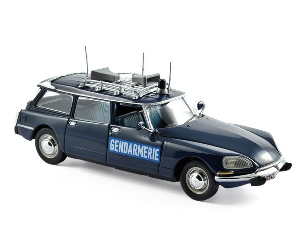Citroën DS 21 Break 1974 Gendarmerie NOREV