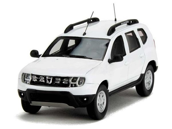 Dacia Duster CRS/Gendarmerie cynophile ALARME