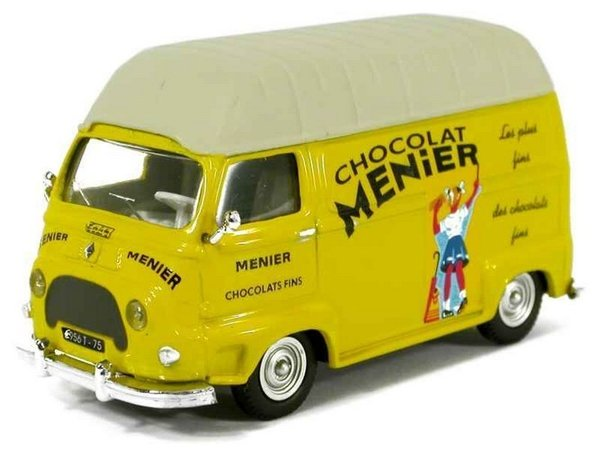 "Renault Estafette 1959 ""Chocolat Menier"" CITY"